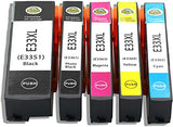 Epson  premium Ink Cartridge5 Colour Epson 33XL High Capacity