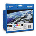 Brother LC985/39 genuine ink cartridges