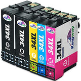 Epson 34  genuine Ink Cartridges
