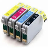 Epson T1281, T1282, T1283, T1284 premium Ink Cartridges
