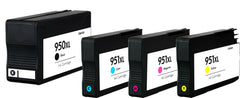 HP 950xl and 951xl premium Ink Cartridges