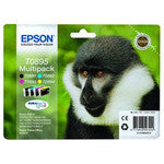 Epson T0891, TO892, T0893, T0894  genuine Ink Cartridges