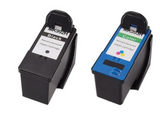 Dell Series 9 MK992 and MK993 premium ink cartridges