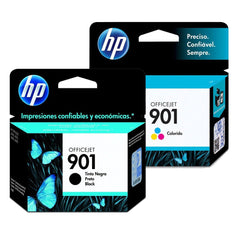 HP 901 genuine Ink Cartridge