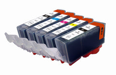Canon PGi 520 and CLi 521 premium ink cartridges