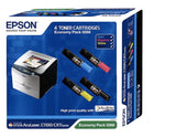 Epson Aculaser S050190 Genuine Toner Cartridges
