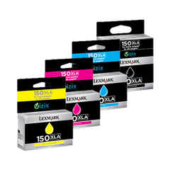 Lexmark no 150 genuine Ink Cartridges