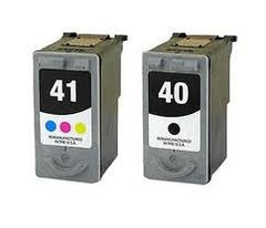 Canon PG 540 and PG 541 Premium ink cartridges