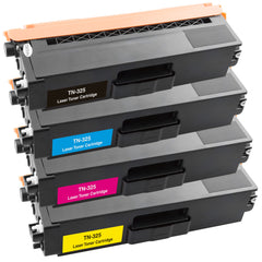 Brother TN320 and TN325 Premium Toner Cartridges