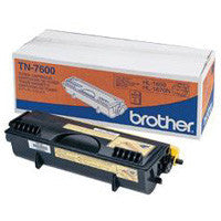Brother TN7600 Genuine Toner Cartridge
