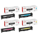Canon 718 Genuine Toner Cartridge