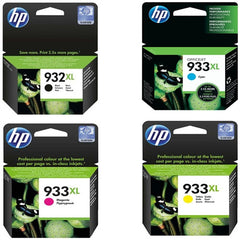 HP 932xl and 933xl genuine Ink Cartridges