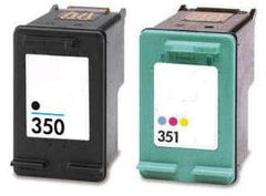 HP 350 and HP 351 premium Ink Cartridge