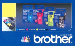 Brother LC 900/950 genuine ink cartridges
