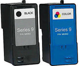 Dell Series 9 MK992 and MK993 genuine ink cartridges