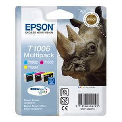 Epson T0711H, T1002, T1003, T1004 genuine Ink Cartridges