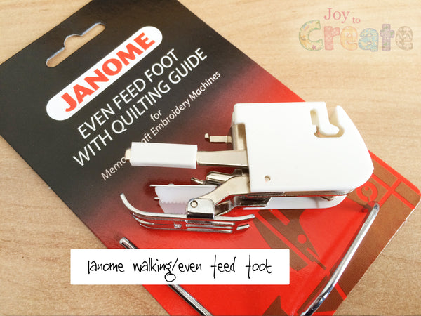 Janome Walking Foot