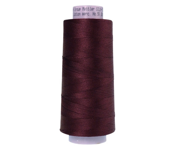 Mettler 9150 Silk-Finish Cotton Thread no. 50 - 0111