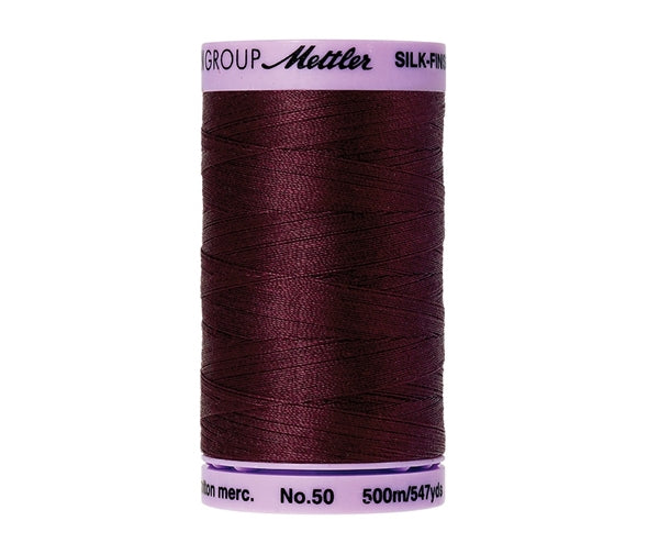 Mettler 9104 Silk-Finish Cotton Thread no. 50 - 0111