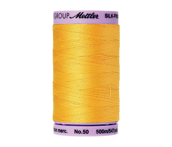 Mettler 9104 Silk-Finish Cotton Thread no. 50 - 0120