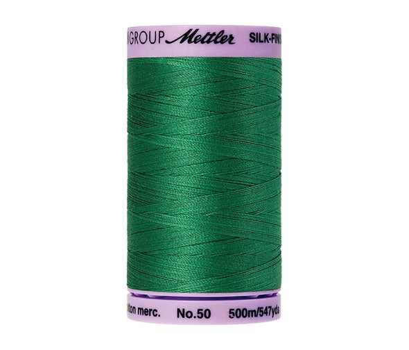 Mettler 9104 Silk-Finish Cotton Thread no. 50 - 0224