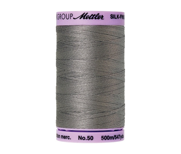 Mettler 9104 Silk-Finish Cotton Thread no. 50 - 0322