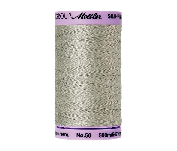 Mettler 9104 Silk-Finish Cotton Thread no. 50 - 0412