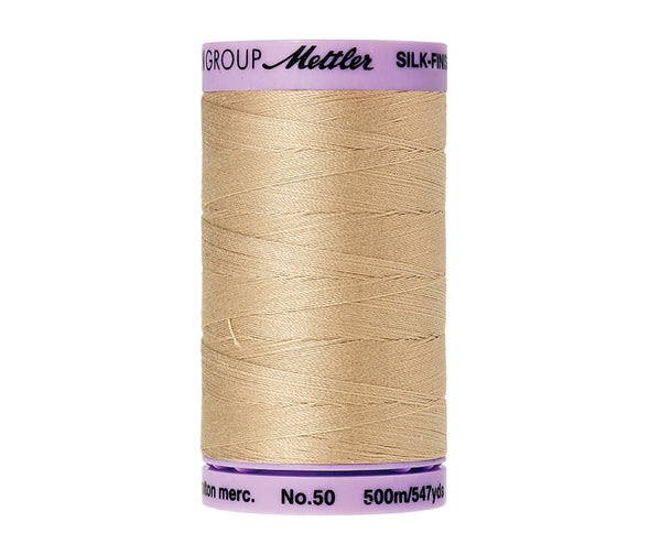 Mettler 9104 Silk-Finish Cotton Thread no. 50 - 0537