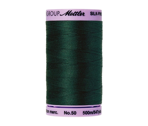 Mettler 9104 Silk-Finish Cotton Thread no. 50 - 0757