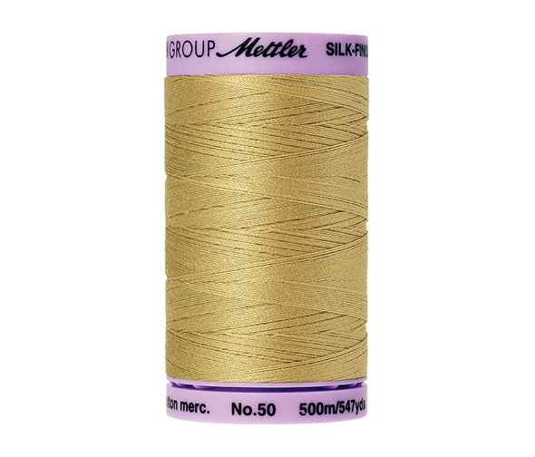 Mettler 9104 Silk-Finish Cotton Thread no. 50 - 0857