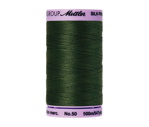 Mettler 9104 Silk-Finish Cotton Thread no. 50 - 0886