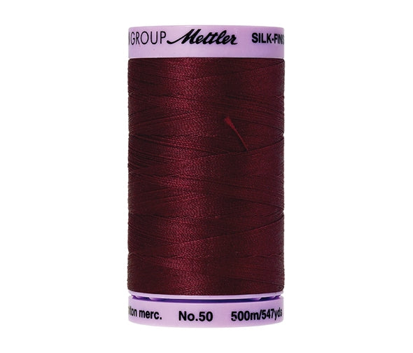 Mettler 9104 Silk-Finish Cotton Thread no. 50 - 0918