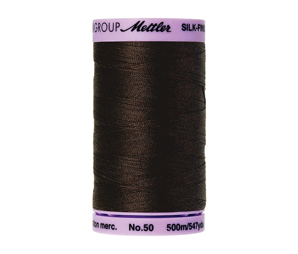 Mettler 9104 Silk-Finish Cotton Thread no. 50 - 1002