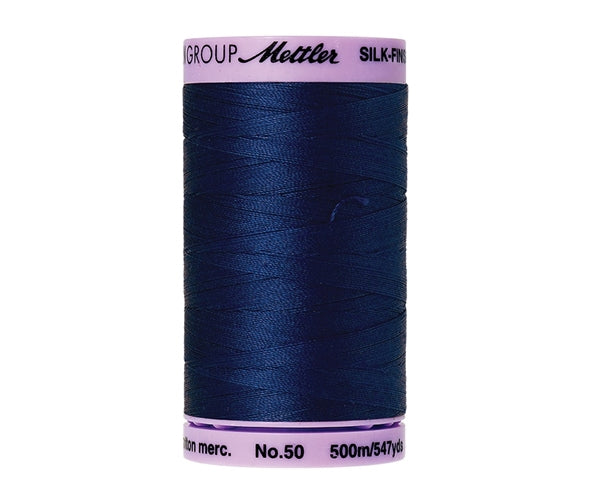 Mettler 9104 Silk-Finish Cotton Thread no. 50 - 1304