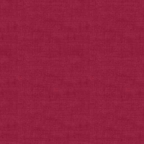 CHRISTMAS Makower Balmoral 1473/R8 Linen Texture Red