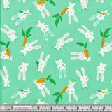 Makower Flo's Friends 1628/1 Rabbits