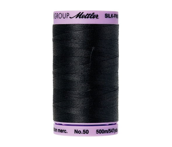 Mettler 9104 Silk-Finish Cotton Thread no. 50 - 4000