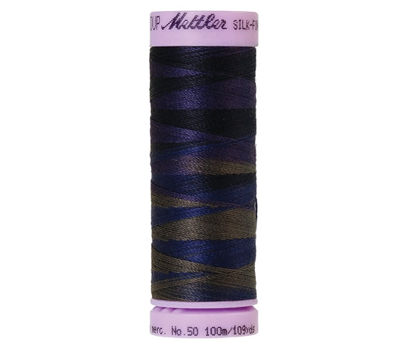 Mettler 9075 Silk-Finish Multi Cotton Thread no. 50 - 9813
