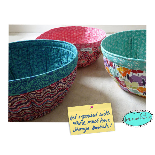 Beth Studley Project Baskets Pattern