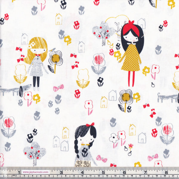 Dashwood Mori Girls MORI1146 Paper Girl