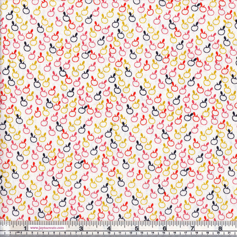 Dashwood Mori Girls 1152MULTI Multi Apples