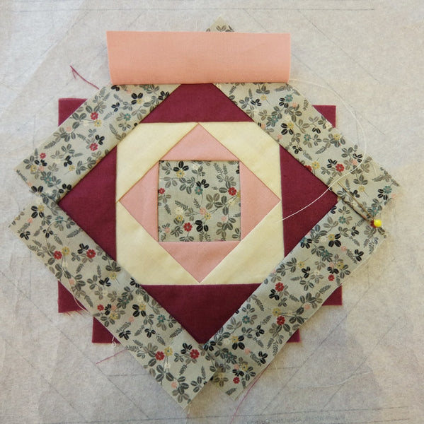 Patchwork and Quilting - Stage 2