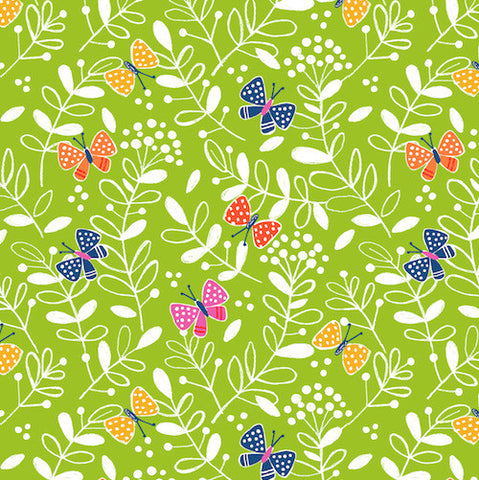 Dashwood Secret Garden SGND1125 Butterfly Green