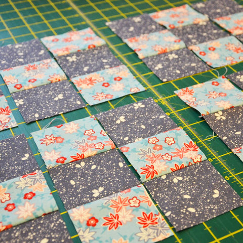 Patchwork and Quilting - Stage 1