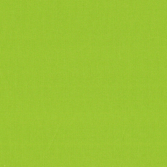 Makower Spectrum 2000/G45 Plain Lime Green