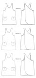 Sew Me Something Beatrice Pinafore Pattern