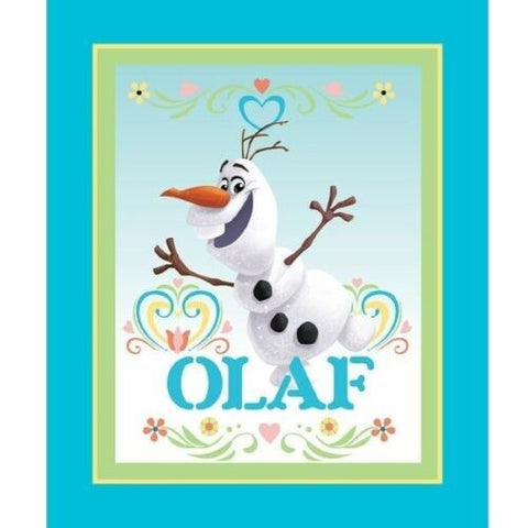 Disney Dancing Olaf Panel - CP55428