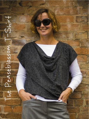 Sew Me Something Peaseblossom T Shirt Pattern