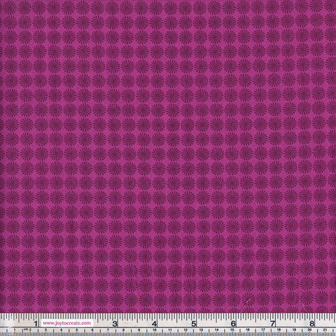 CHRISTMAS Makower 2016 Wrap It Up 1610/P Pink Pinwheel