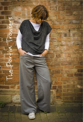 Sew Me Something Portia Trousers Pattern
